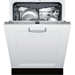 SHVM63W53N 300 Series 24-inch Panel Ready Dishwasher