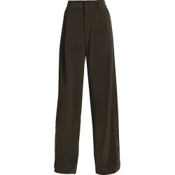Co Women's Side Slit Trousers - Forest - Size 10 found on MODAPINS from Saks Fifth Avenue for USD $750.00