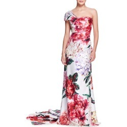 Marchesa Women's Garden Of Versailles One-Shoulder Gown - Garden - Size 4 found on MODAPINS from Saks Fifth Avenue for USD $4995.00