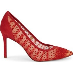 Hazel Splatter-Print Pumps found on MODAPINS from Saks Fifth Avenue OFF 5TH for USD $49.97