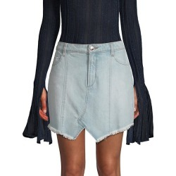 Christine Denim Mini Skirt found on Bargain Bro India from Saks Fifth Avenue OFF 5TH for $103.99