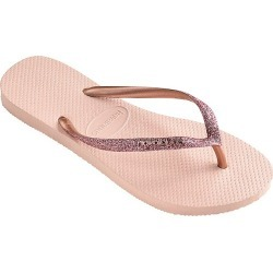 Havaianas Girl's Shine Flip Flops - Rose - Size 11 (Child) found on MODAPINS from Saks Fifth Avenue for USD $24.00