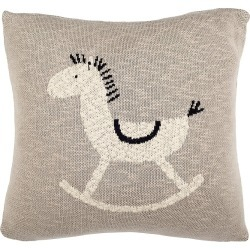 Safavieh Baby's Tater Trot Cotton Throw Pillow - Beige found on Bargain Bro from Saks Fifth Avenue OFF 5TH for USD $43.31