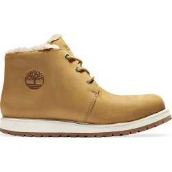 Timberland Men's Richmond Ridge Faux Fur-Lined Waterproof Chukka Boots - Wheat Nubuck - Size 10 found on Bargain Bro from Saks Fifth Avenue for USD $106.40