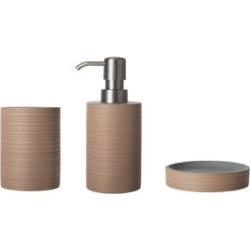Ribbon Bath Coordinates 3-Piece Set