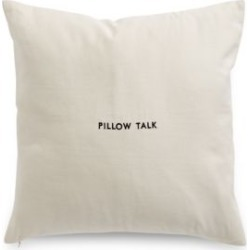 Pillow Talk Square Pillow