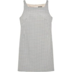 Square-Neck Check Dress found on Bargain Bro India from Saks Fifth Avenue AU for $157.15