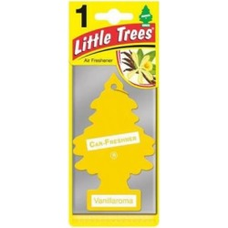 Car Air Freshener - Vanillaroma found on Bargain Bro from The Bay for USD $1.01