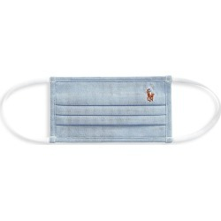 Polo Ralph Lauren Men's Polo Horse Face Mask - Blue - Size Medium/Large found on Bargain Bro India from Saks Fifth Avenue for $20.00