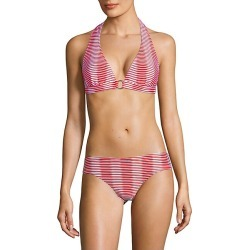 Striped Bikini Bottom found on MODAPINS from Saks Fifth Avenue for USD $42.00