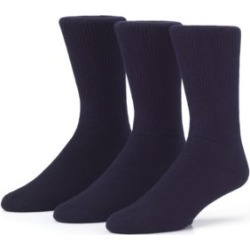 Mens Non Binding Crew Socks 3-Pack found on Bargain Bro India from The Bay for $22.00