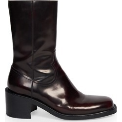 Heeled Leather Boots found on Bargain Bro Philippines from Saks Fifth Avenue AU for $1273.78