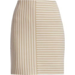 Patchwork Stripe Jersey Mini Skirt found on Bargain Bro Philippines from Saks Fifth Avenue AU for $420.03