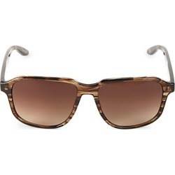 Barton Perreira Men's Kanaloa 58MM Square Sunglasses - Brown found on MODAPINS from Saks Fifth Avenue for USD $490.00