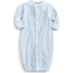 Royal Baby Baby Boy's Ribbon-and-Dot Convertible Gown - Blue found on Bargain Bro Philippines from Saks Fifth Avenue for $46.00