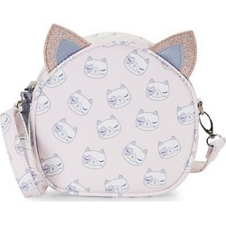 e71aaf66288 Girl s Cat Ear Printed Crossbody Bag found on MODAPINS from Saks Fifth  Avenue OFF 5TH for