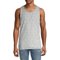 Printed Tank Top found on Bargain Bro India from Saks Fifth Avenue OFF 5TH for $14.99