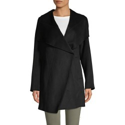Nicky Reversible Wool-Blend Coat