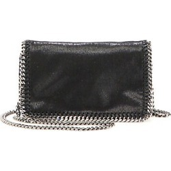 Stella McCartney Women's Falabella Shaggy Deer Crossbody Bag - Black found on Bargain Bro Philippines from Saks Fifth Avenue for $765.00