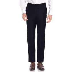 Incotex Men's Benson Sharkskin Dress Pants - Navy - Size 30 found on MODAPINS from Saks Fifth Avenue for USD $105.59