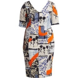 Driver V-Neck Dress found on Bargain Bro UK from Saks Fifth Avenue UK