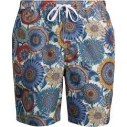 Charles Floral-Print Swim Trunks found on Bargain Bro from Saks Fifth Avenue UK for £190