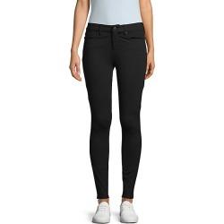 Ponte Skinny Ankle Pants