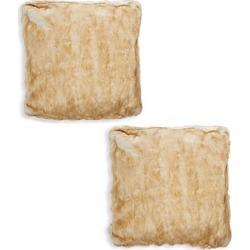 Faux Fur Pillows