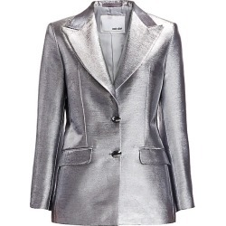 Each X Other Women's Metallic Blazer - Silver - Size XS found on MODAPINS from Saks Fifth Avenue for USD $463.99
