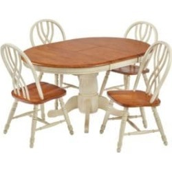 Laurier II 5pc Dining Set with Extendable Butterfly Leaf found on Bargain Bro from The Bay for USD $1,517.72