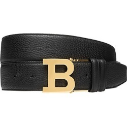 Bally Men's B Buckle Reversible Leather Belt - Black found on MODAPINS from Saks Fifth Avenue for USD $183.75