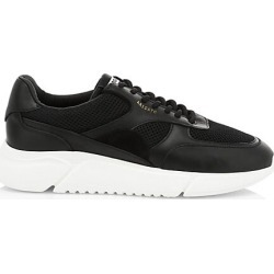 Axel Arigato Men's Genesis Mesh Leather Low-Top Sneakers - Black - Size 46 (13) found on MODAPINS from Saks Fifth Avenue for USD $255.00