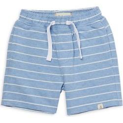 Baby, Little Boy's & Boy's Striped Drawstring Shorts