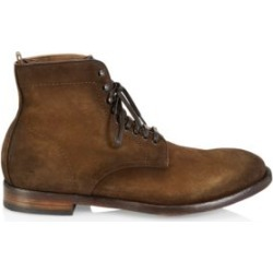 Emory Suede Lace-Up Boots found on MODAPINS from Saks Fifth Avenue UK for USD $736.46