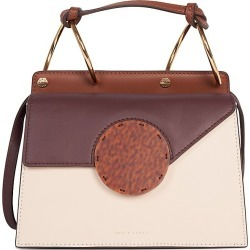 Danse Lente Women's Phoebe Bis Accordion Leather Bag found on MODAPINS from Saks Fifth Avenue for USD $495.00
