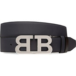 Bally Men's Bally Iconic Reversible Leather Belt - Ink Black found on MODAPINS from Saks Fifth Avenue for USD $183.75