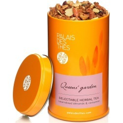 Palais des Thes Queen's Garden - Apple, Caramelized Almonds & Cinnamon Herbal Tea found on Bargain Bro from Saks Fifth Avenue for USD $20.52