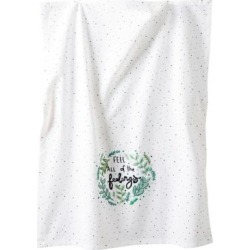 Sam Eldrige x Anthropologie All Of The Feelings Cotton Dish Towel found on Bargain Bro India from The Bay for $12.00