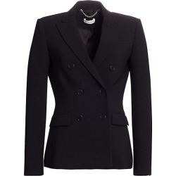 Altuzarra Women's Indiana Double-Breasted Jacket - Black - Size 46 (14) found on MODAPINS from Saks Fifth Avenue for USD $1595.00