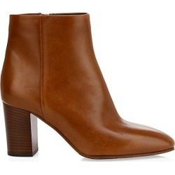 Aquatalia Women's Florita Leather Ankle Boots - Cognac - Size 6 found on MODAPINS from Saks Fifth Avenue for USD $450.00