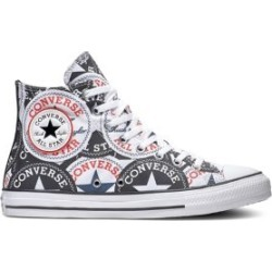 Logo Play High-Top Canvas Sneakers found on Bargain Bro Philippines from The Bay for $48.75