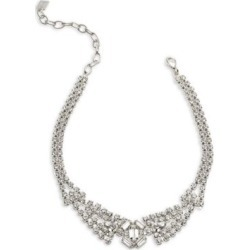 Mimosa Crystal Choker found on Bargain Bro India from Saks Fifth Avenue AU for $153.61