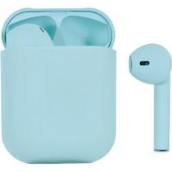 Wireless Aqua Earbuds & Charging Case