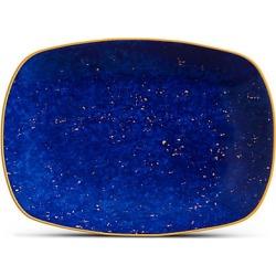 L'Objet 24K Gold-Trim Porcelain Tray