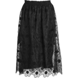 4 Moncler Simone Rocha Dot Laced Woven Midi Skirt found on Bargain Bro Philippines from Saks Fifth Avenue AU for $1065.43