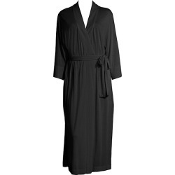 Natori Women's Shangri-La Robe - Black - Size Medium found on Bargain Bro Philippines from Saks Fifth Avenue for $98.00