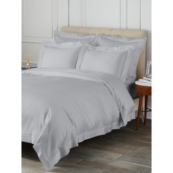 Saks Fifth Avenue Baratto Stitch Duvet - Grey - Size Full found on Bargain Bro from Saks Fifth Avenue for USD $169.10