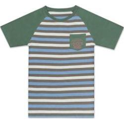 Boy's Striped Cotton Blend Tee