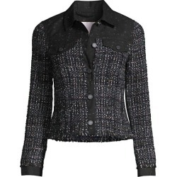 Denim Tweed Jacket found on MODAPINS from Saks Fifth Avenue AU for USD $354.48