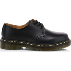 Dr. Martens Men's 1461 Unisex Leather Derby Shoes - Black - Size 8 UK (9 US) found on MODAPINS from Saks Fifth Avenue for USD $120.00